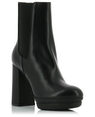 H391 leather ankle boots HOGAN