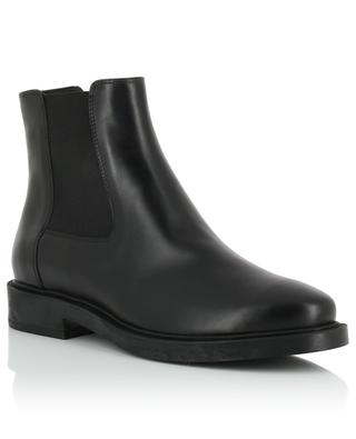 Smooth leather ankle boots TOD'S