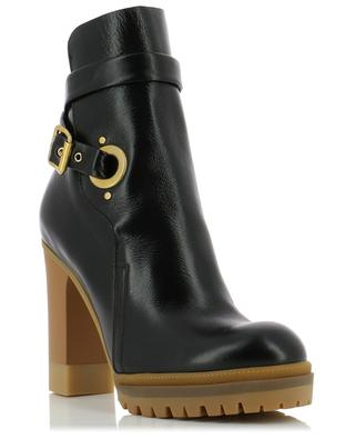 Suzey leather ankle boots CHLOE