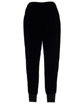 Pantalon de jogging en velours TWINSET