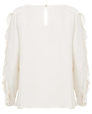 Acetate and silk blouse TWINSET