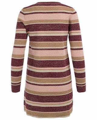 Lurex short dress TWINSET