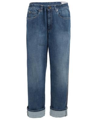 Lässige Jeans The Drawstring Loose BRUNELLO CUCINELLI