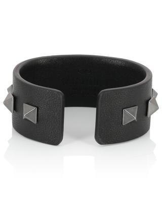 Rockstud leather cuff VALENTINO