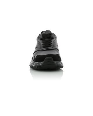 Sneakers aus Leder und Wildleder Bounce VALENTINO