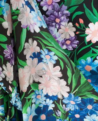 Athletic Top floral dress BALENCIAGA