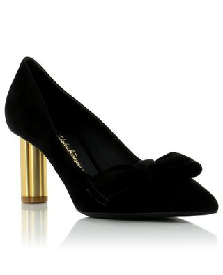 Pumps aus Wildleder Garlate SALVATORE FERRAGAMO