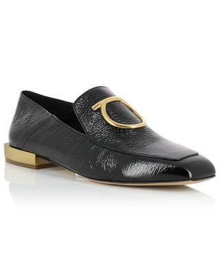 Mirror Heel patent leather loafers SALVATORE FERRAGAMO