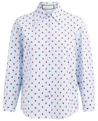 Hemd aus Baumwolle Ladybugs GUCCI