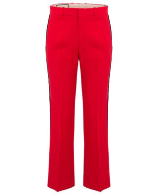 Viscose trousers GUCCI