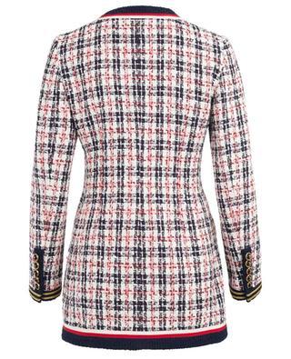 Veste légère en tweed Gucci Patch GUCCI