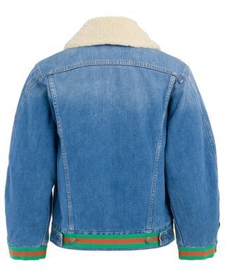 Jeans jacket GUCCI