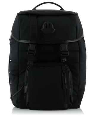 Rucksack aus Nylon und Leder Chute MONCLER