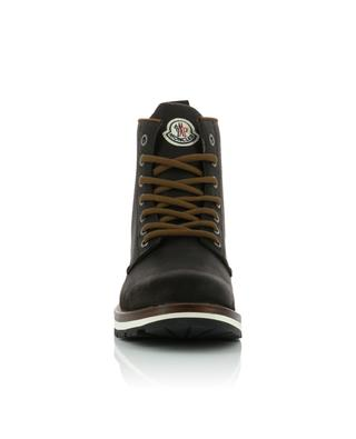 New Vancouver leather ankle boots MONCLER