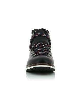 Peak leather ankle boots MONCLER