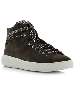 Yanis high-top suede sneakers MONCLER