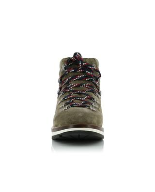 Peak suede ankle boots MONCLER