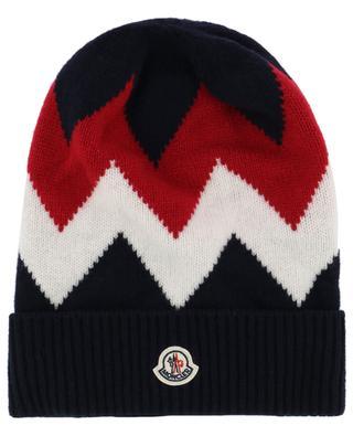 Bonnet en laine et cachemire MONCLER