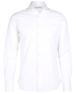 Long-sleeved poplin shirt ARTIGIANO
