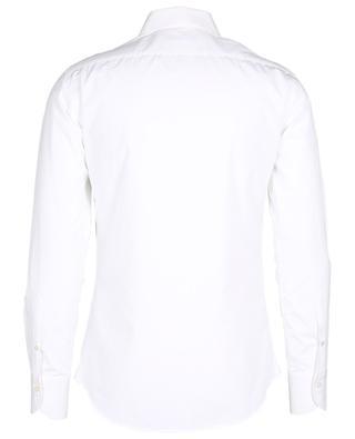 Hemd aus Popeline mit langen Ärmeln ARTIGIANO