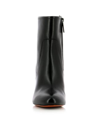 Smooth leather ankle boots SANTONI