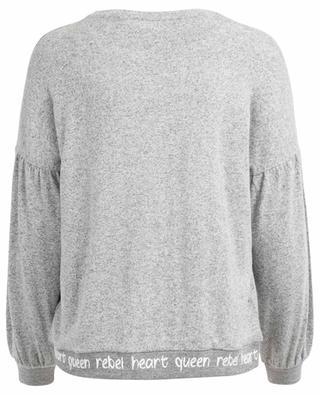 Pullover aus Viskosemix PRINCESS