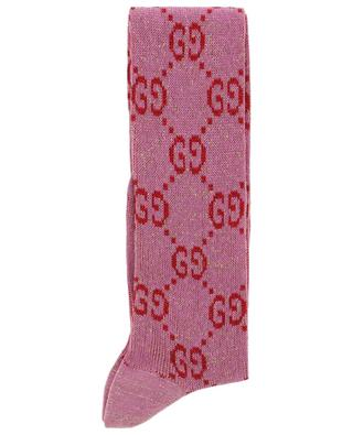 GG cotton blend socks GUCCI