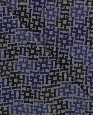 Aliki lightweight cashmere and silk scarf HEMISPHERE