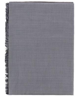Nombre lightweight cashmere and silk scarf HEMISPHERE