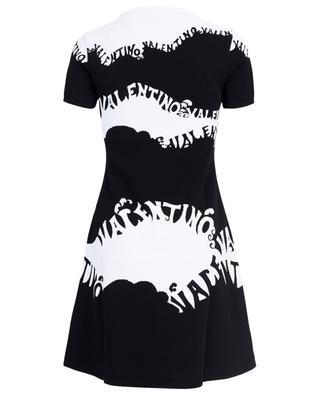 Kleid aus Viskose-Stretch VALENTINO