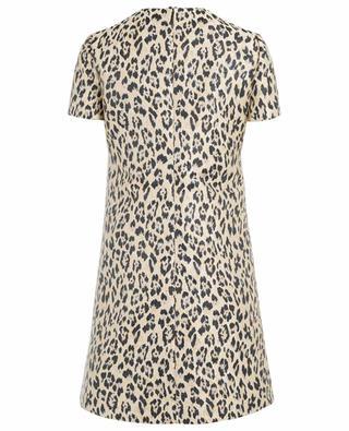Short jacquard dress VALENTINO