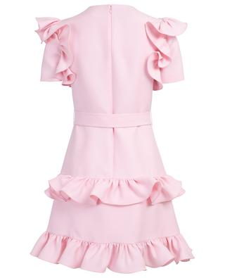Mini-robe en crêpe VALENTINO
