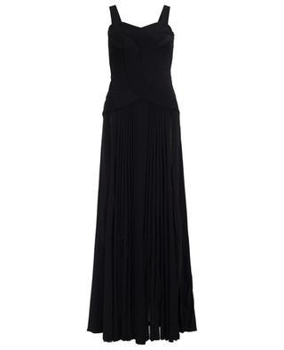 Langes Kleid aus Viskosemischgewebe ROBERTO CAVALLI