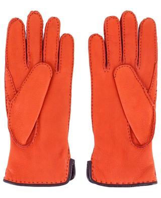 Deer skin gloves PIERO RESTELLI