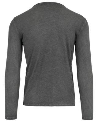 T-shirt en coton et cachemire MAJESTIC FILATURES