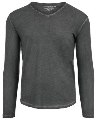 Cotton and cashmere T-shirt MAJESTIC FILATURES