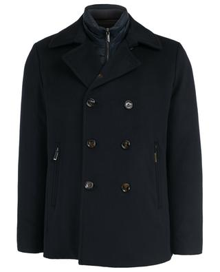 Emidio cashmere short coat MOORER
