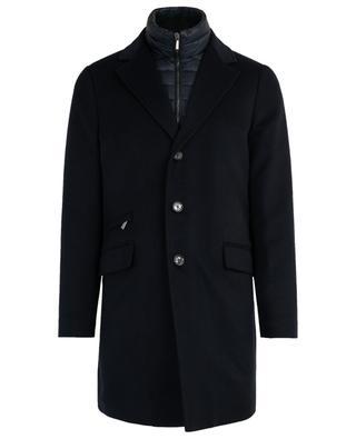 Manteau en cachemire Harris MOORER