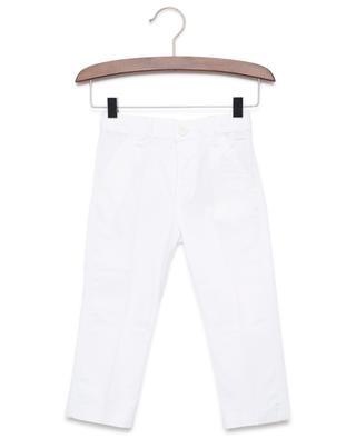 Cotton trousers IL GUFO