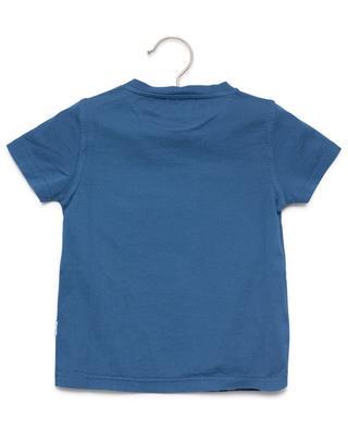 T-shirt en coton imprimé IL GUFO