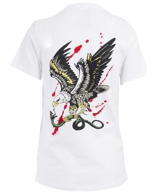 T-shirt brodé en coton ZOE KARSSEN