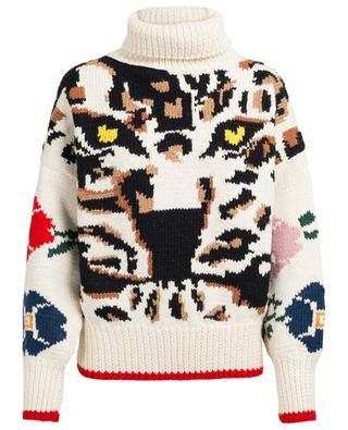 Oversize wool jumper SONIA RYKIEL