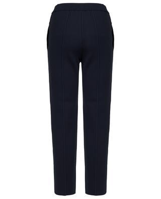 Tapered leg virgin wool blend trousers SONIA RYKIEL