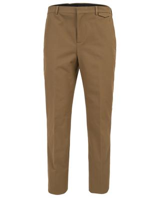 Pantalon droit en coton mélangé Emmanuel Gabardine JOSEPH
