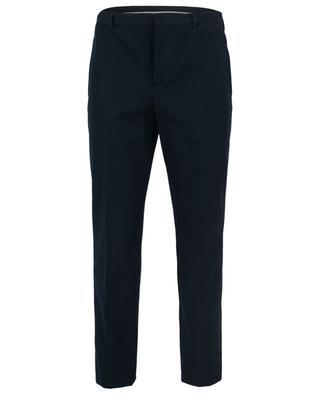 Emmanuel Gabardine cotton blend trousers JOSEPH