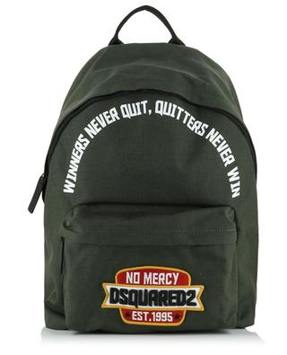 Nylon backpack DSQUARED2