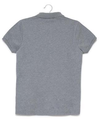 Tapir cotton blend polo shirt DIESEL