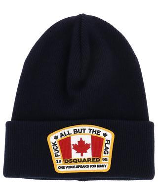 Mütze aus Wolle DSQUARED2