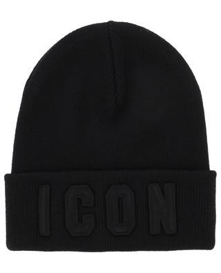 Bonnet en laine Icon DSQUARED2