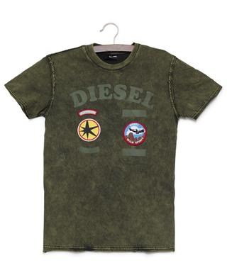 Tiffor cotton T-shirt DIESEL